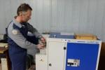 Laboratoire Spectromètre d'émission optique